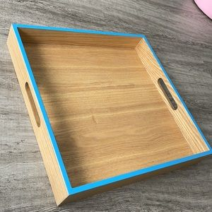 Gluckstein Wood Serving Tray from Hudson Bay